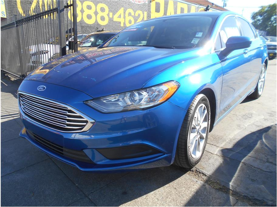 2017 Ford Fusion from S/S Auto Sales 845