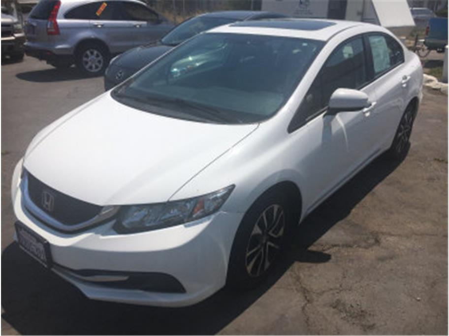 2015 Honda Civic from USMotorsStockton.com