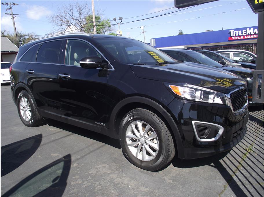 2016 Kia Sorento from BABACARS