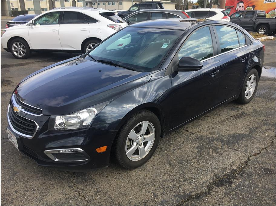 2016 Chevrolet Cruze Limited from USMotorsStockton.com