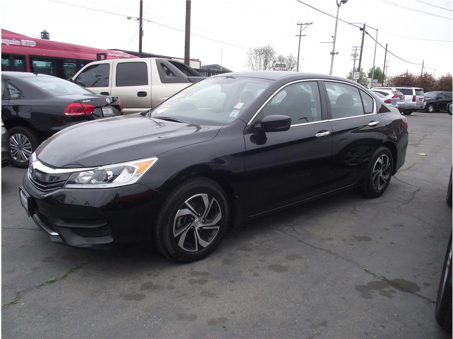 2017 Honda Accord from 209 Motors
