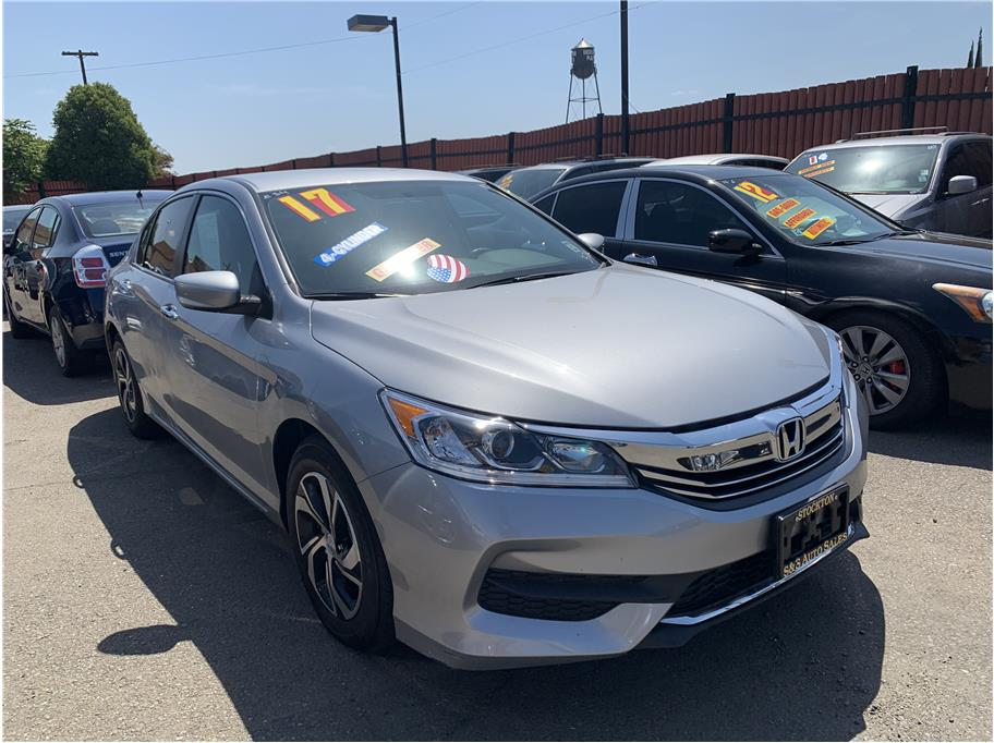 2017 Honda Accord from S/S Auto Sales 830