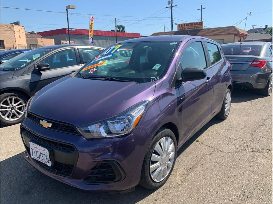 2017 Chevrolet Spark from S/S Auto Sales 830