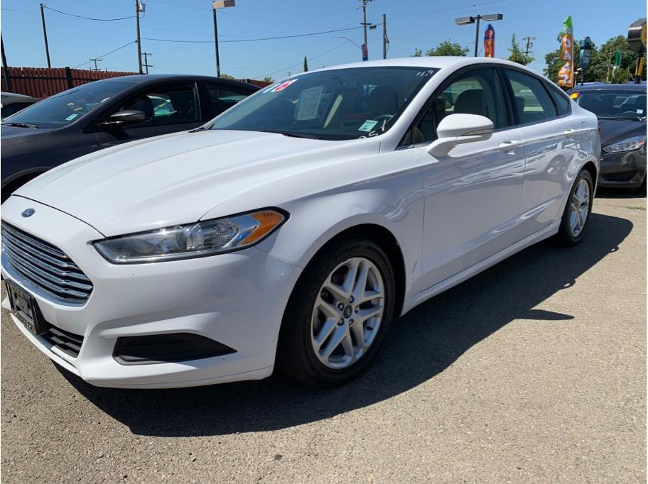 2016 Ford Fusion from S/S Auto Sales 830