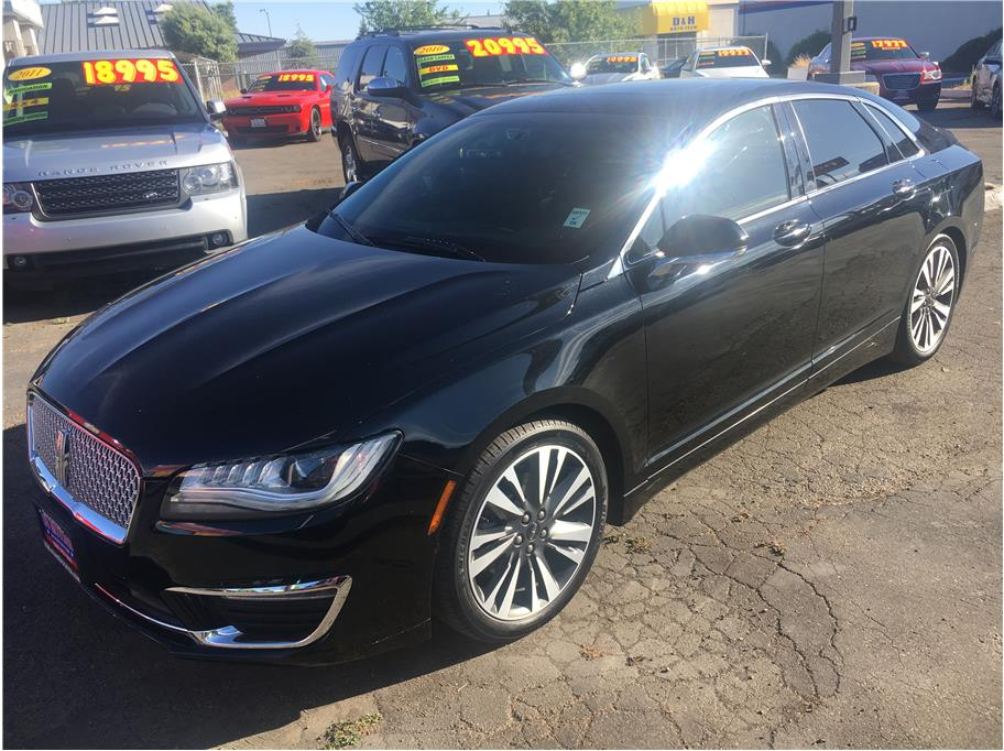 2017 Lincoln MKZ from USMotorsStockton.com