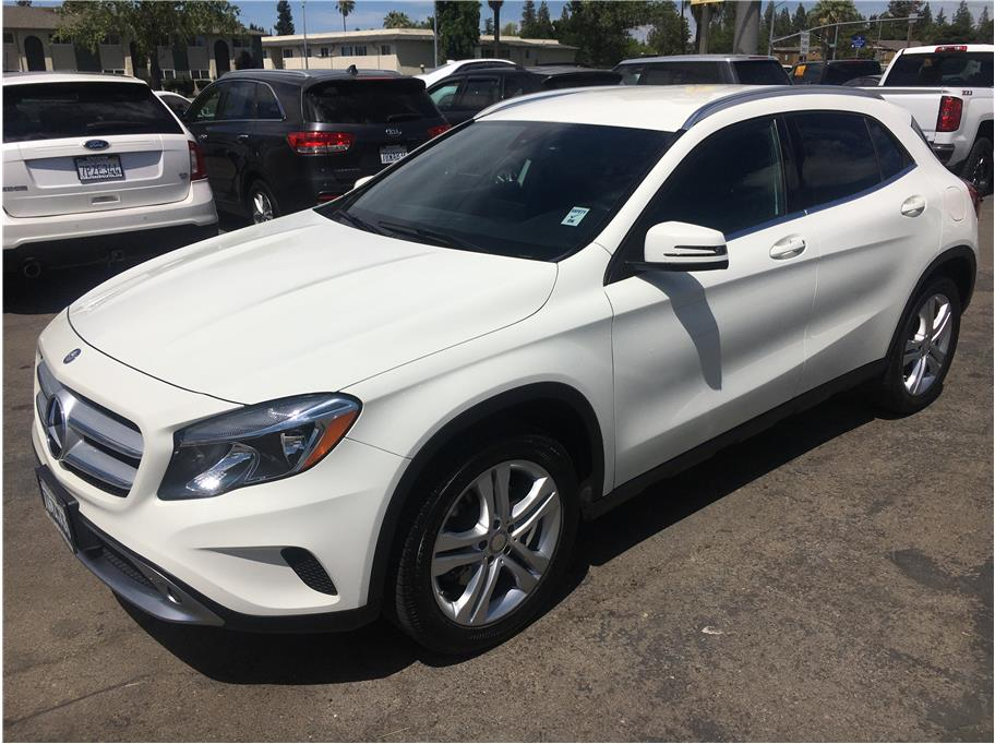 2016 Mercedes-Benz GLA from USMotorsStockton.com