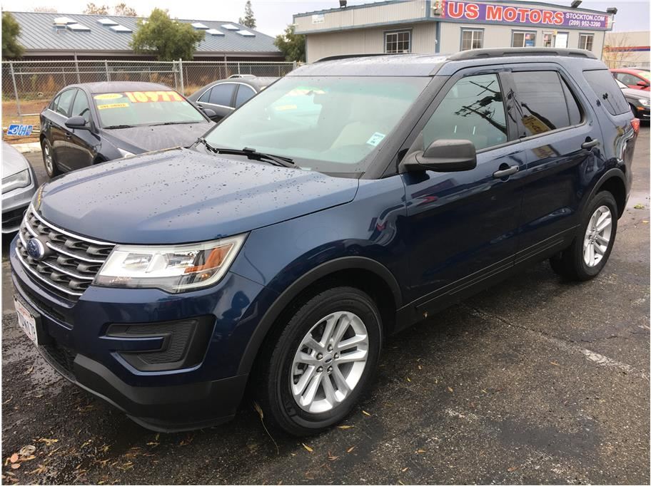 2017 Ford Explorer from S/S Auto Sales 845