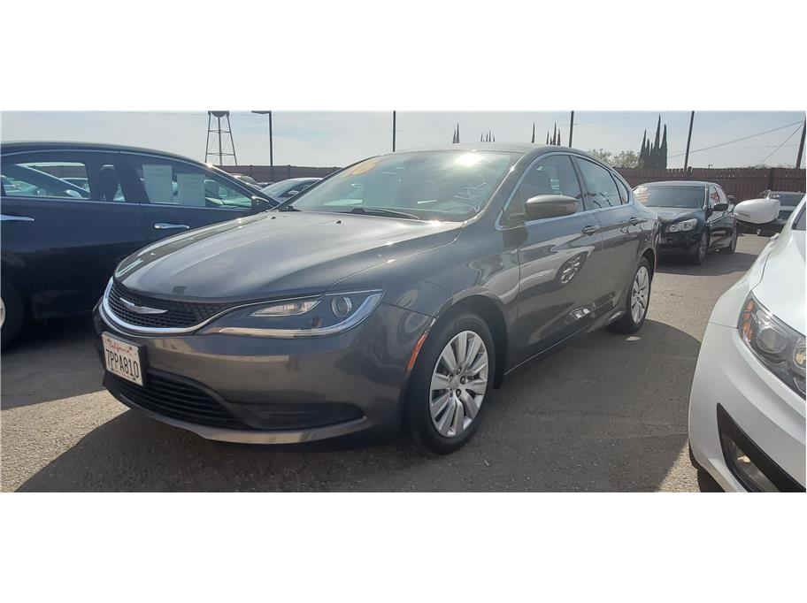2016 Chrysler 200 from S/S Auto Sales 830