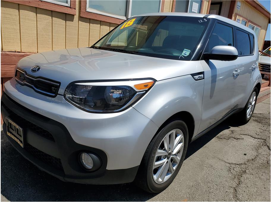2018 Kia Soul from S/S Auto Sales 830