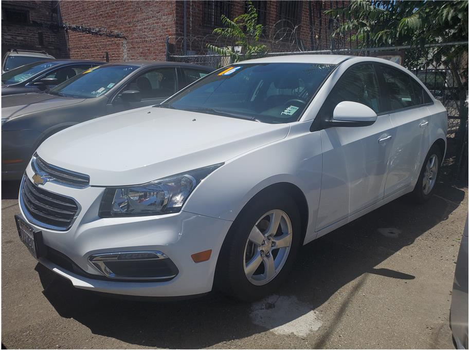 2016 Chevrolet Cruze Limited from S/S Auto Sales 830