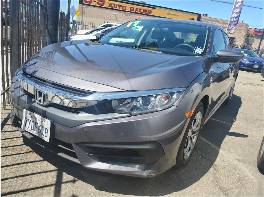 2017 Honda Civic from S/S Auto Sales 830