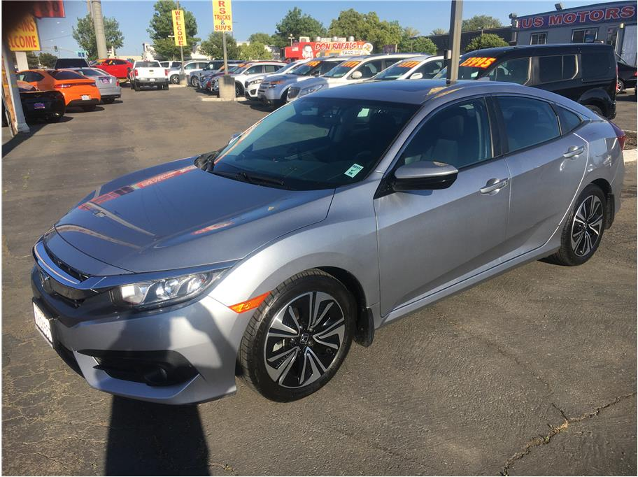 2017 Honda Civic from USMotorsStockton.com