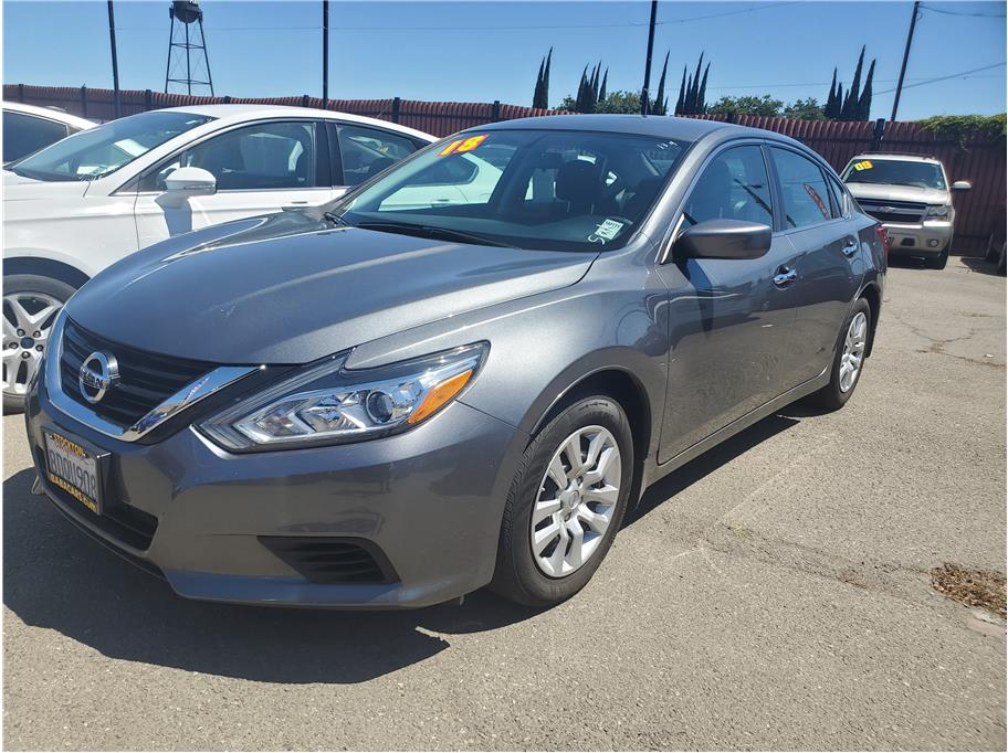 2018 Nissan Altima from S/S Auto Sales 830