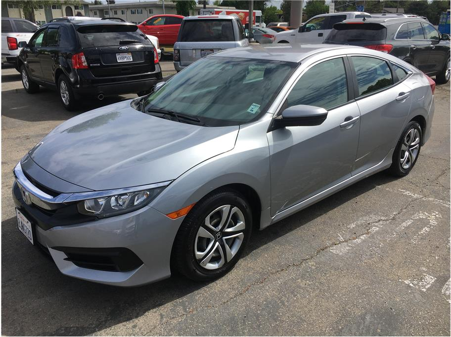 2016 Honda Civic from USMotorsStockton.com