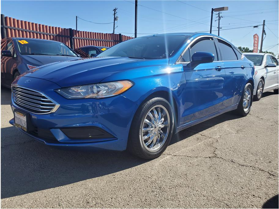 2017 Ford Fusion from S/S Auto Sales 830