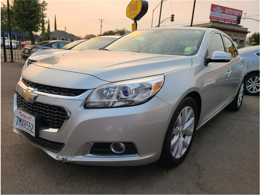 2016 Chevrolet Malibu Limited from S/S Auto Sales 830