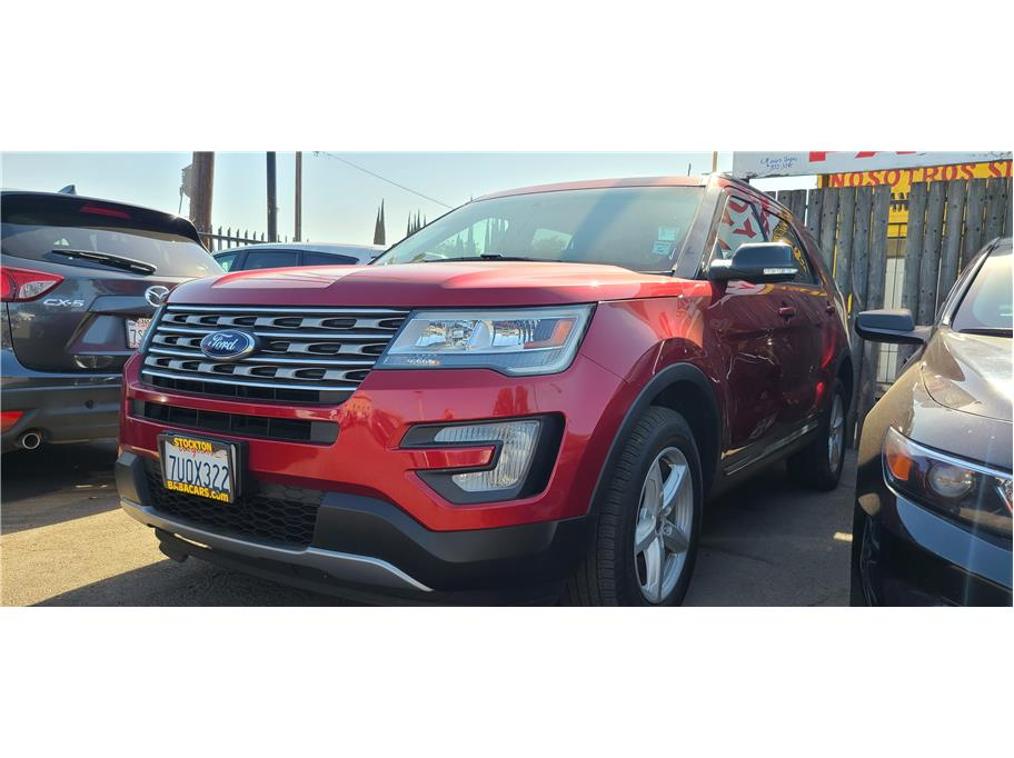 2017 Ford Explorer from S/S Auto Sales 830