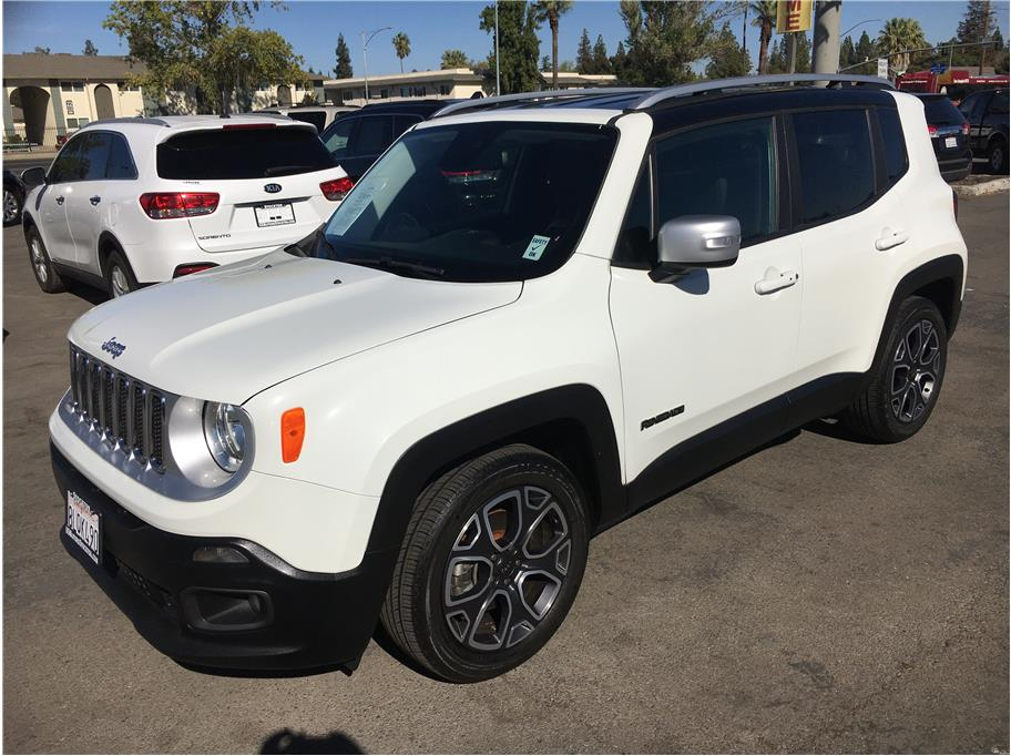 2017 Jeep Renegade from USMotorsStockton.com