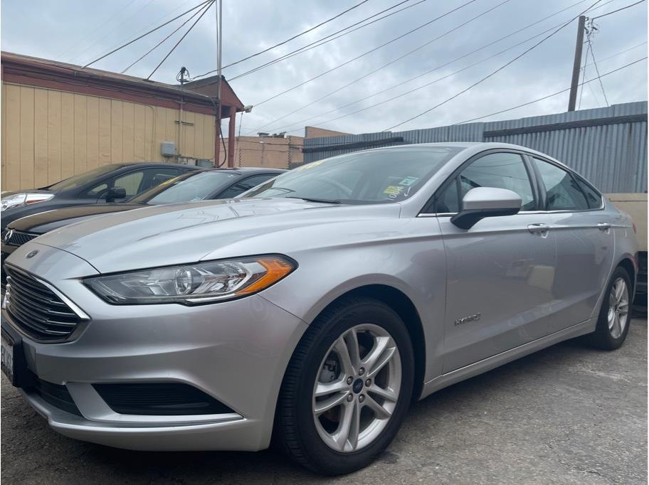 2018 Ford Fusion from S/S Auto Sales 830