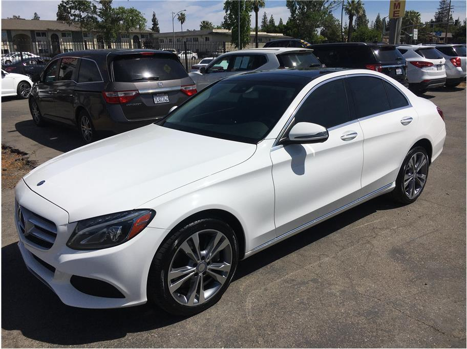 2017 Mercedes-Benz C-Class from USMotorsStockton.com