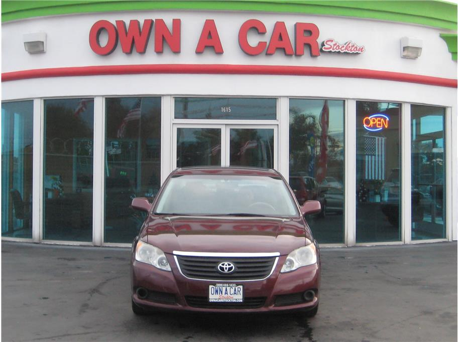 2009 Toyota Avalon from OWN A CAR stockton