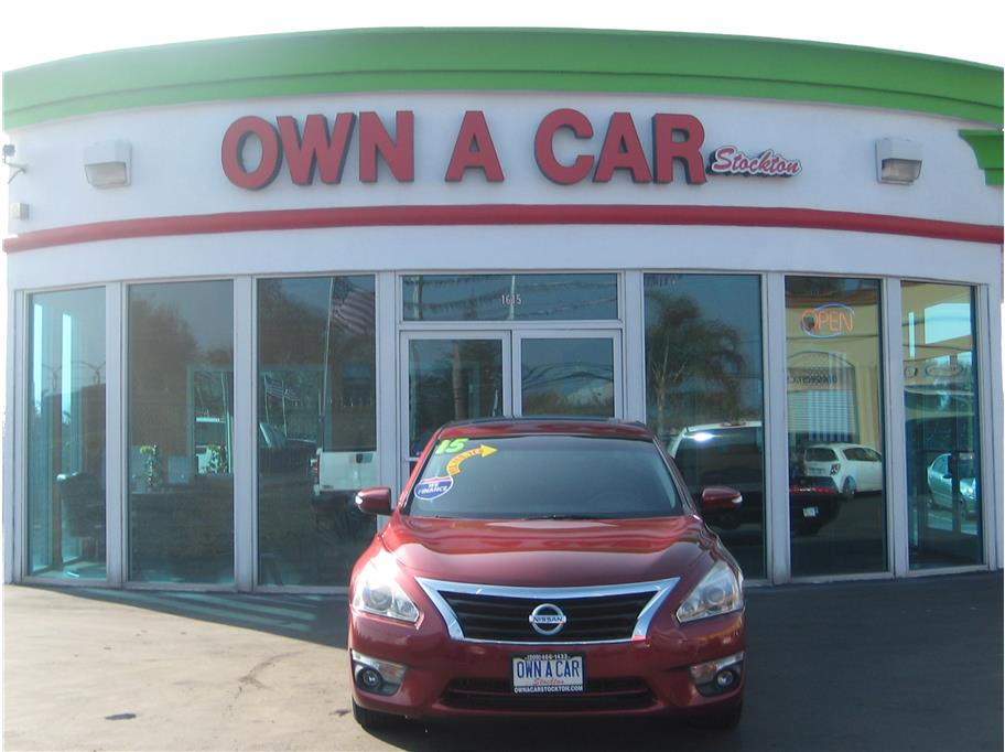 2015 Nissan Altima from OWN A CAR stockton