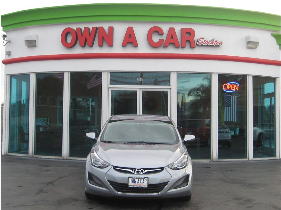 2015 Hyundai Elantra from OWN A CAR stockton