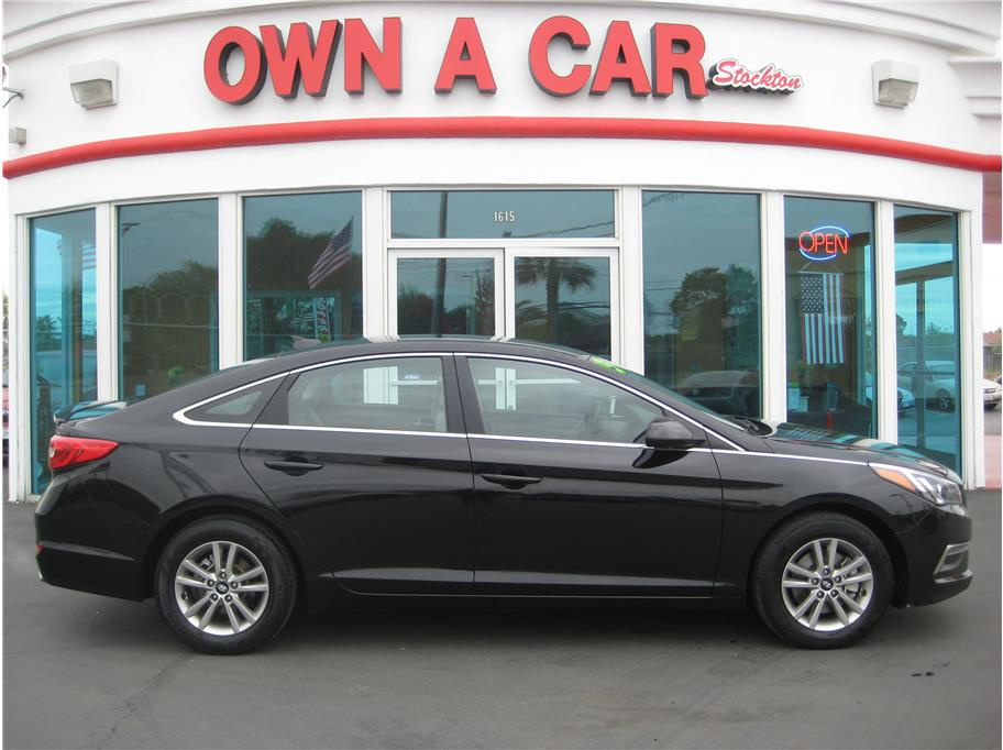 2015 Hyundai Sonata from OWN A CAR stockton