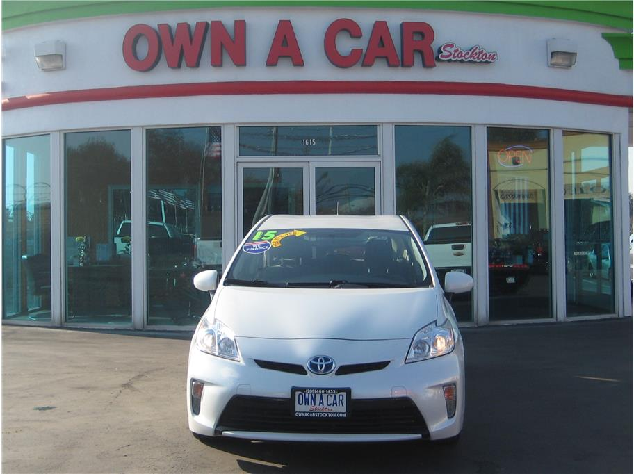 2015 Toyota Prius from OWN A CAR stockton