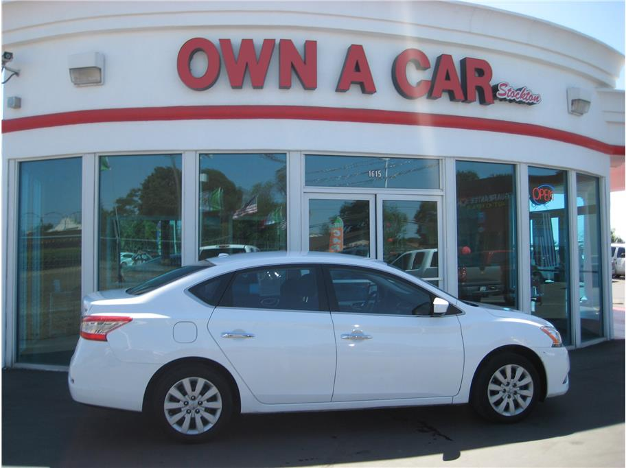 2015 Nissan Sentra from OWN A CAR stockton