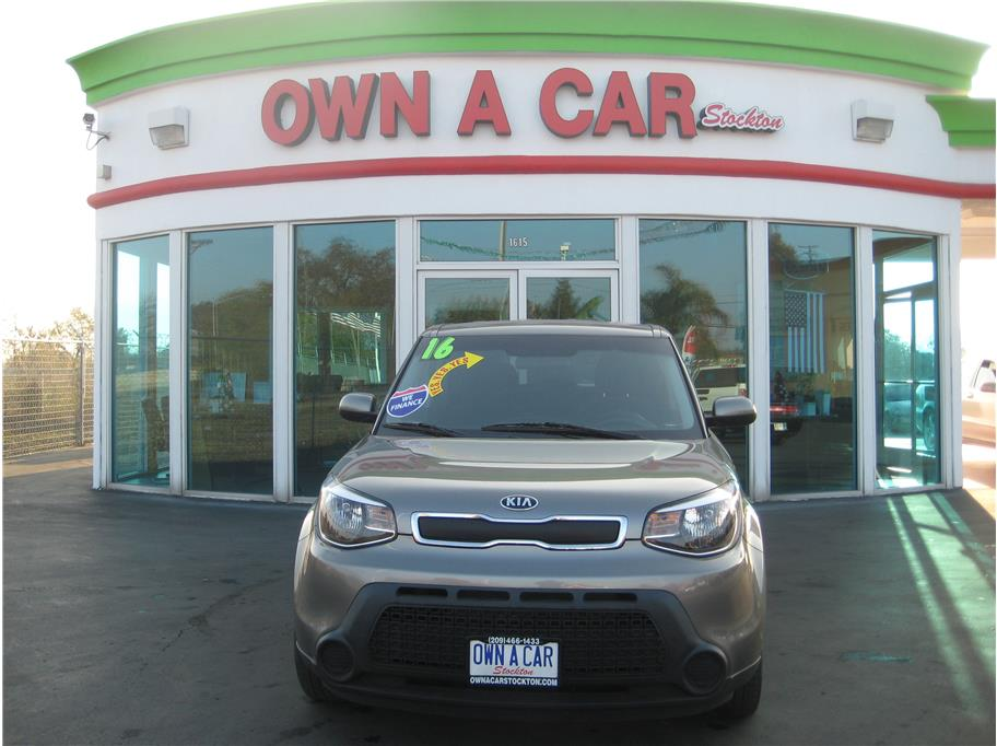 2016 Kia Soul from OWN A CAR stockton