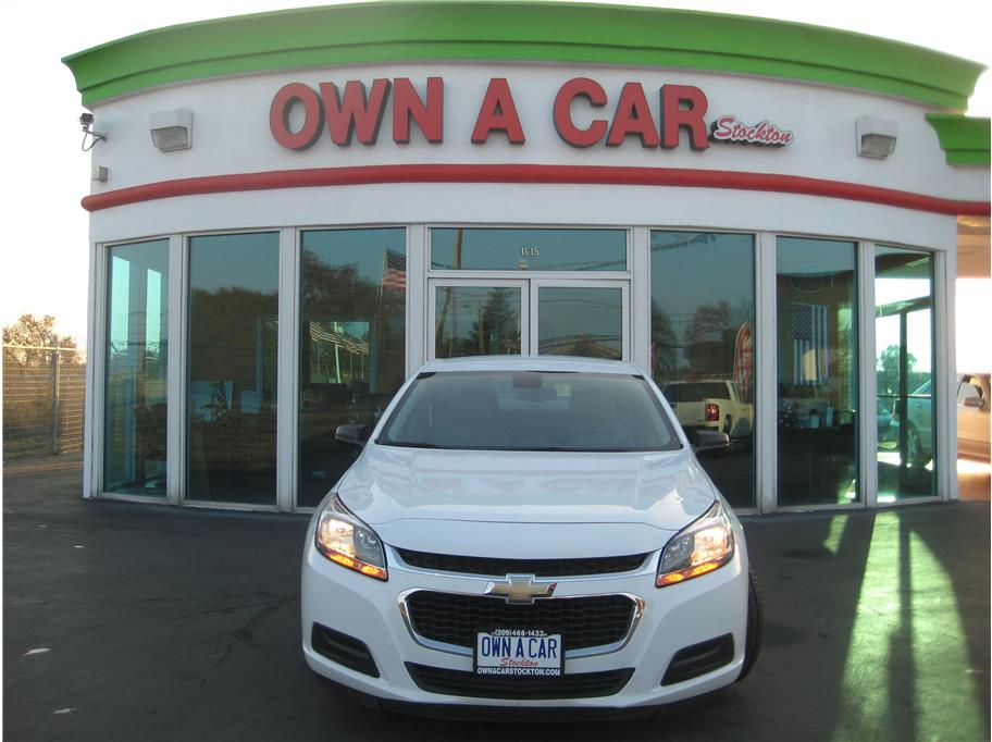 2015 Chevrolet Malibu from OWN A CAR stockton