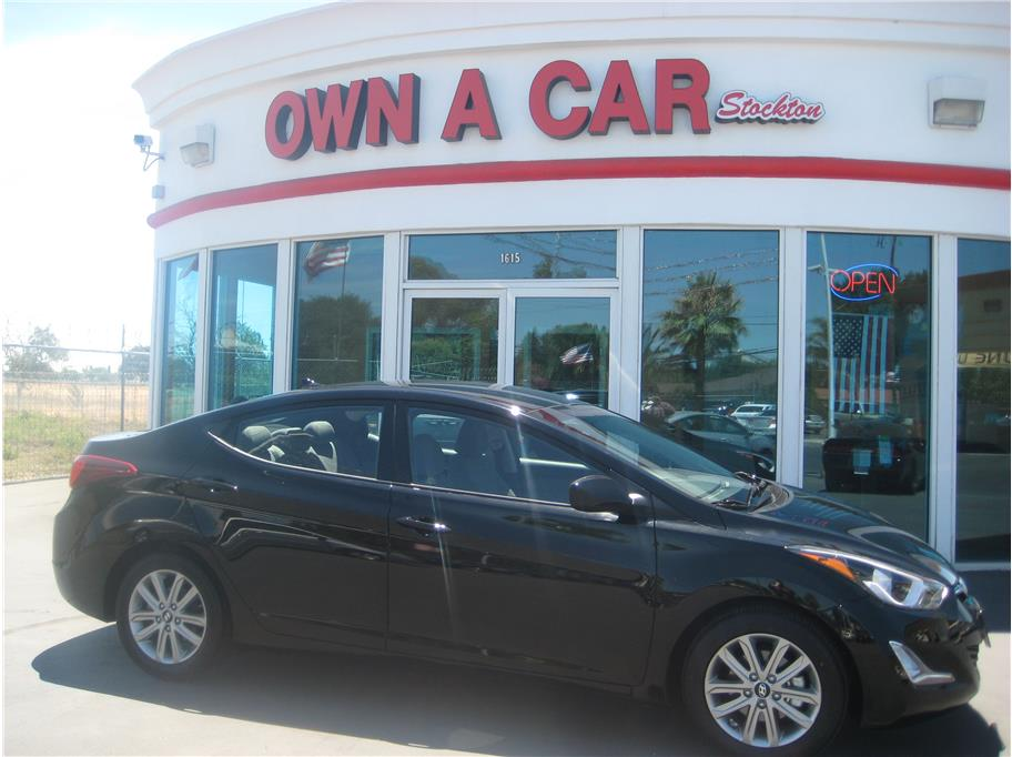 2016 Hyundai Elantra from OWN A CAR stockton