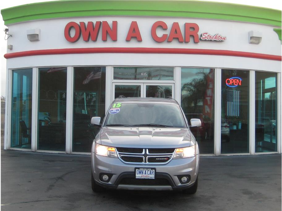 2015 Dodge Journey from OWN A CAR stockton