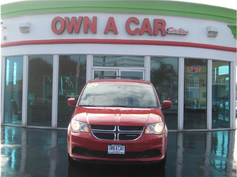 2014 Dodge Grand Caravan Passenger from OWN A CAR stockton