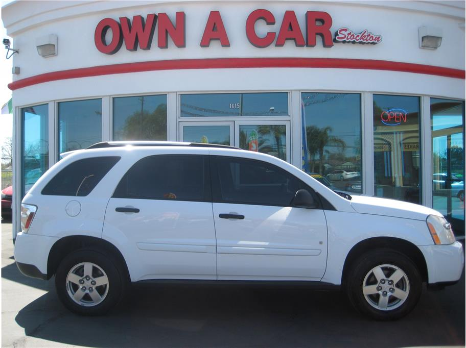 2008 Chevrolet Equinox from OWN A CAR stockton