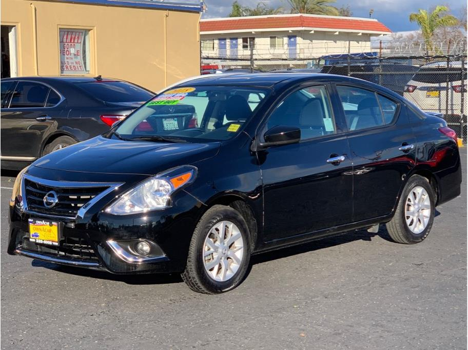 2018 Nissan Versa from Own a Car of Fresno
