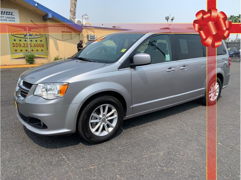 2019 Dodge Grand Caravan Passenger from Own a Car of Fresno
