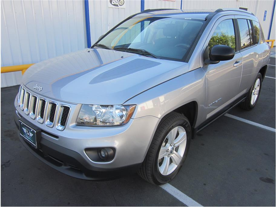2016 Jeep Compass from A & M Auto
