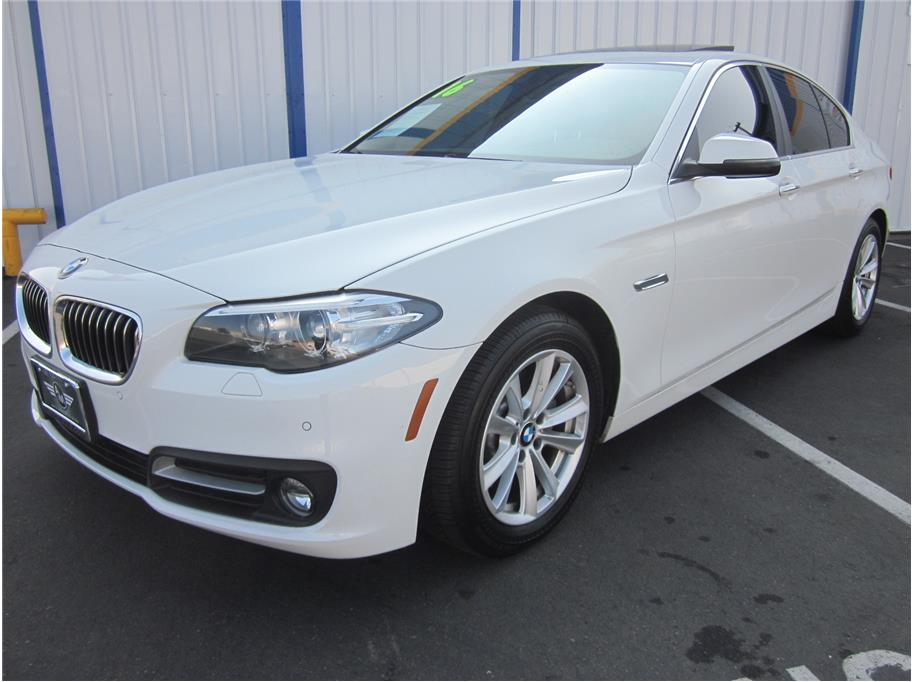 2016 BMW 5 Series from A & M Auto