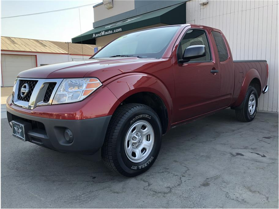 2016 Nissan Frontier King Cab from A & M Auto