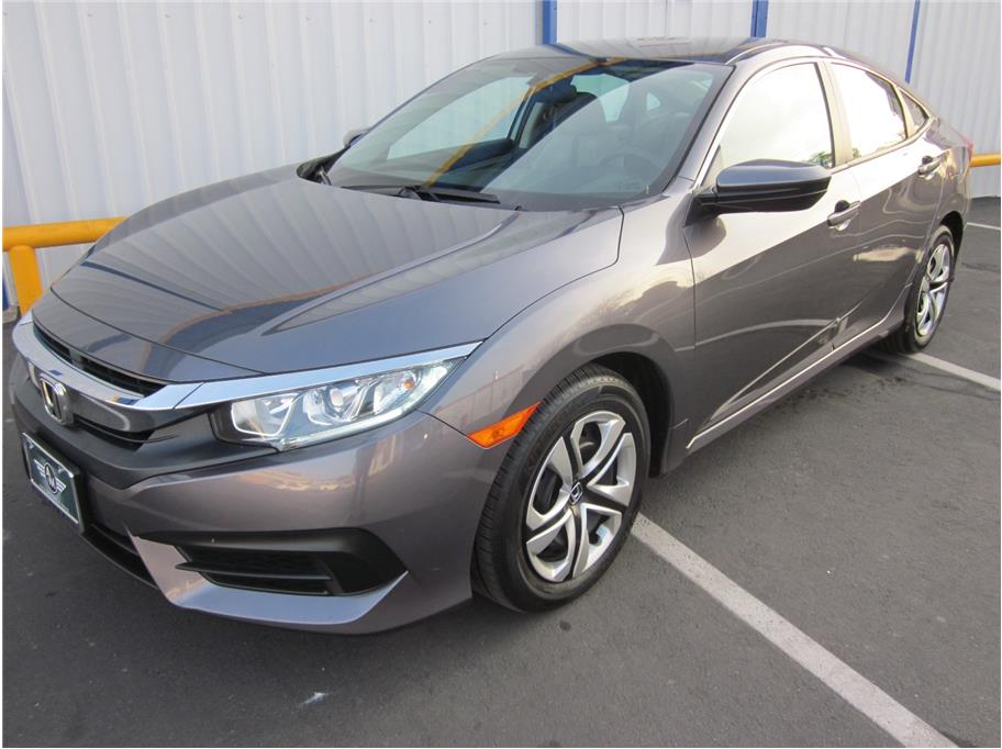 2017 Honda Civic from A & M Auto