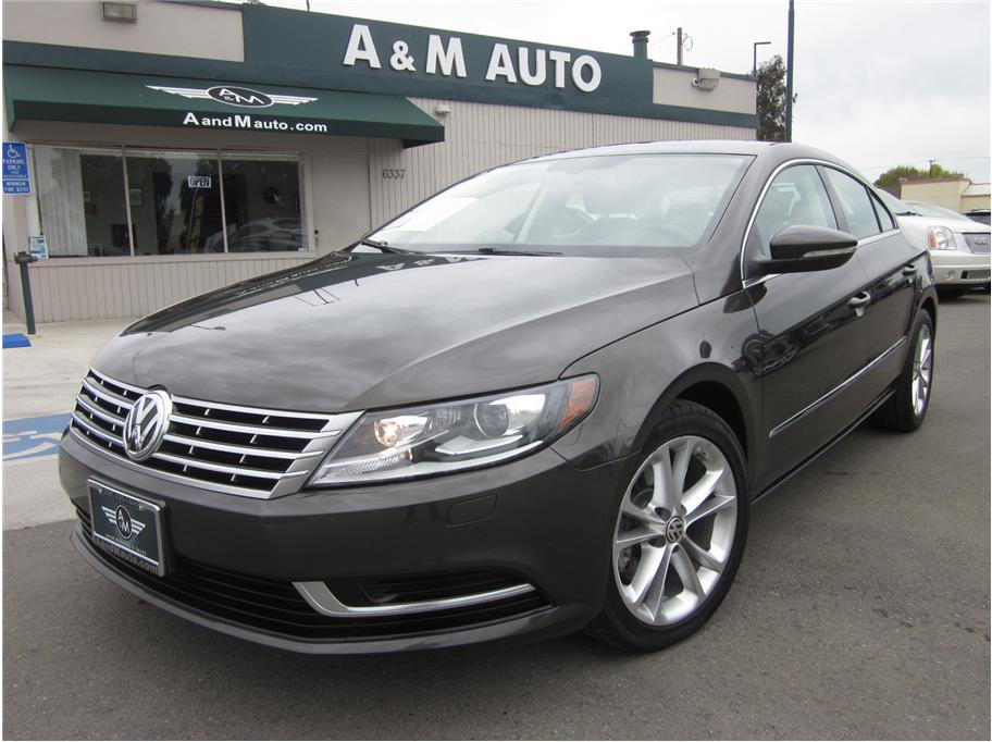2016 Volkswagen CC from A & M Auto