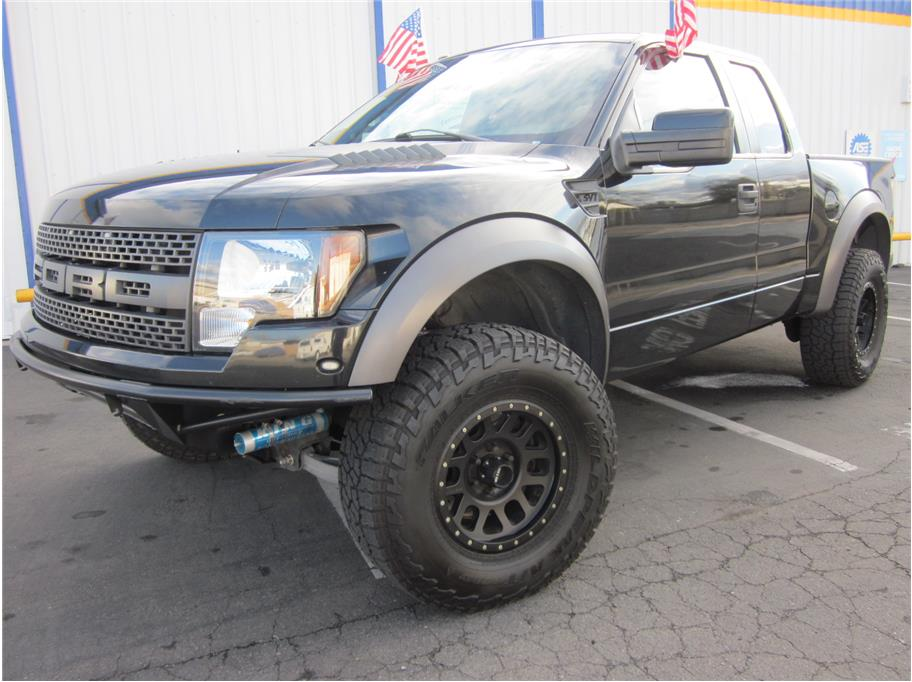 2012 Ford F150 Super Cab from A & M Auto