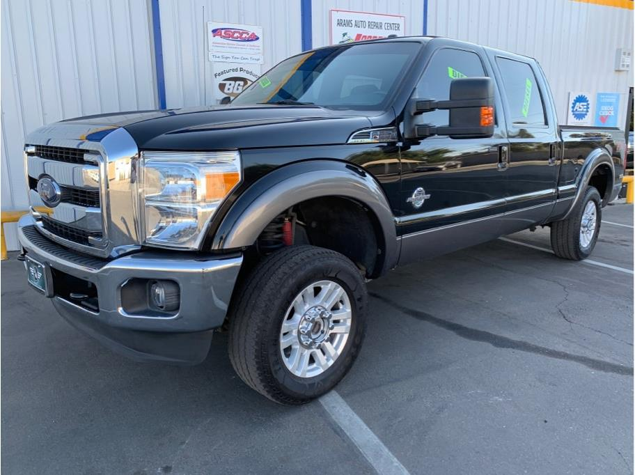 2014 Ford F250 Super Duty Crew Cab from A & M Auto