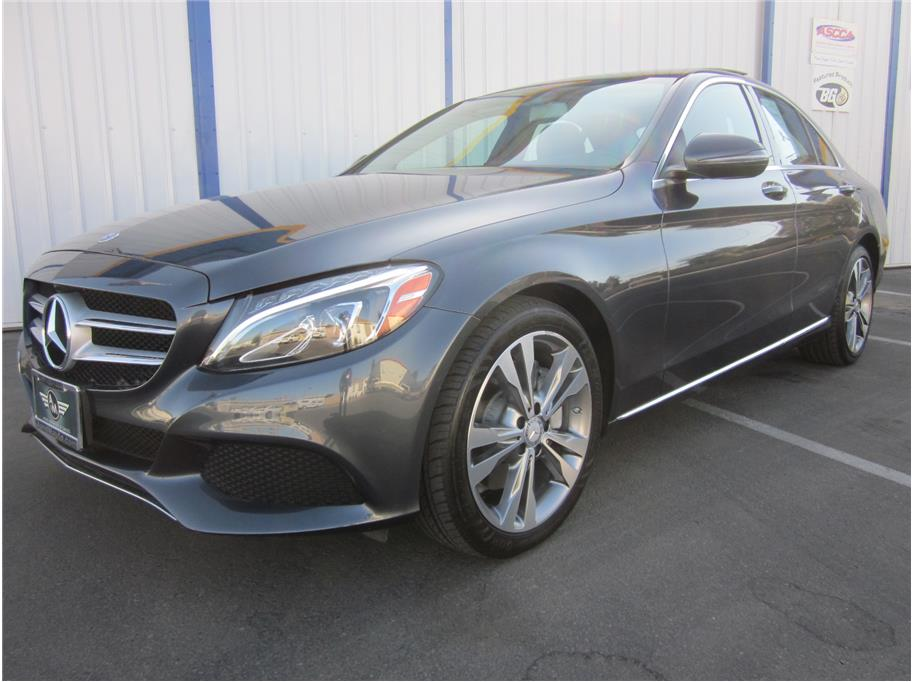 2016 Mercedes-Benz C-Class from A & M Auto