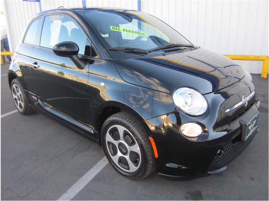2016 FIAT 500e from A & M Auto