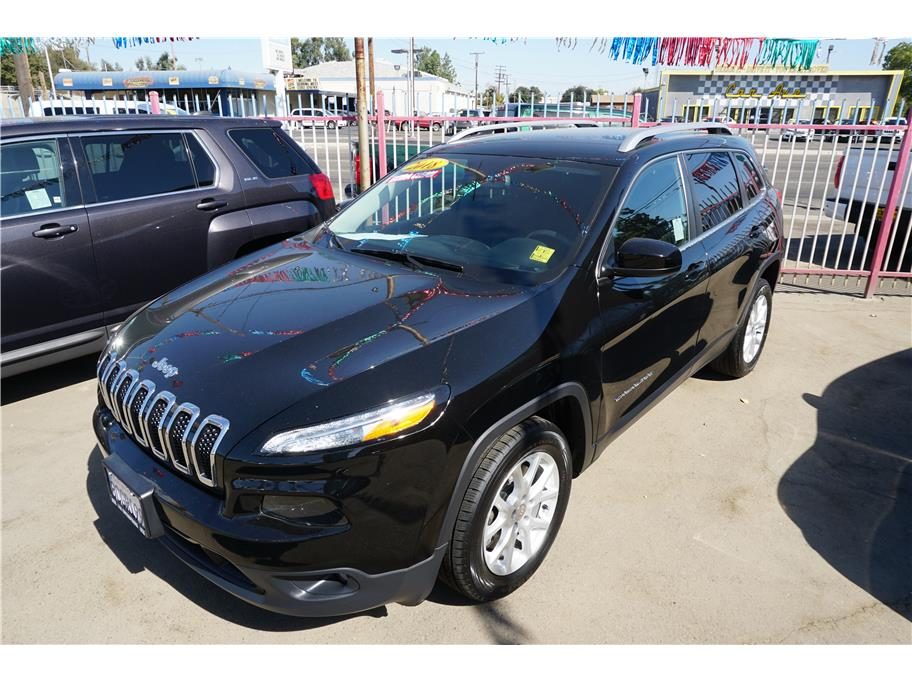 2018 Jeep Cherokee from JIM Enterprises Auto sales INC.