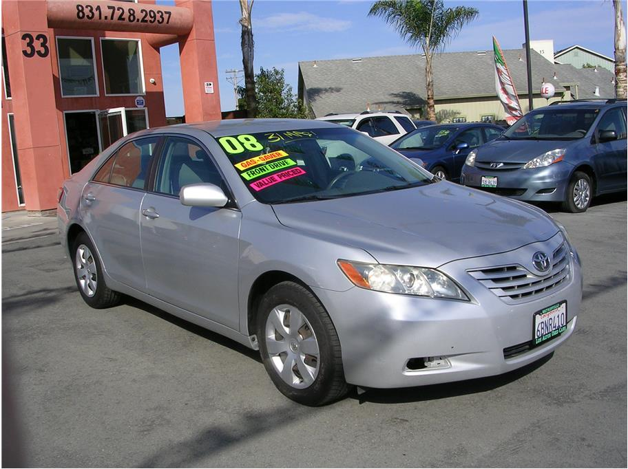 2008 Toyota Camry from Los Altos Used Cars II