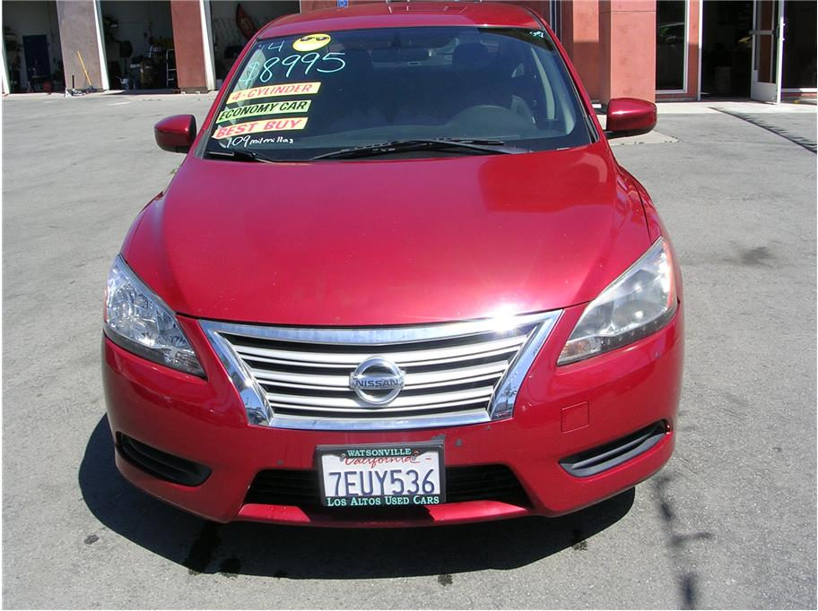 2014 Nissan Sentra from Los Altos Used Cars II
